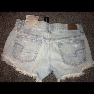 Size 4 American eagle Tom girl shorties